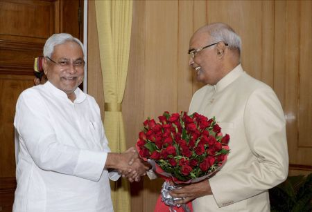JD-U to support Kovind for Prez, won't attend opposition meeting
