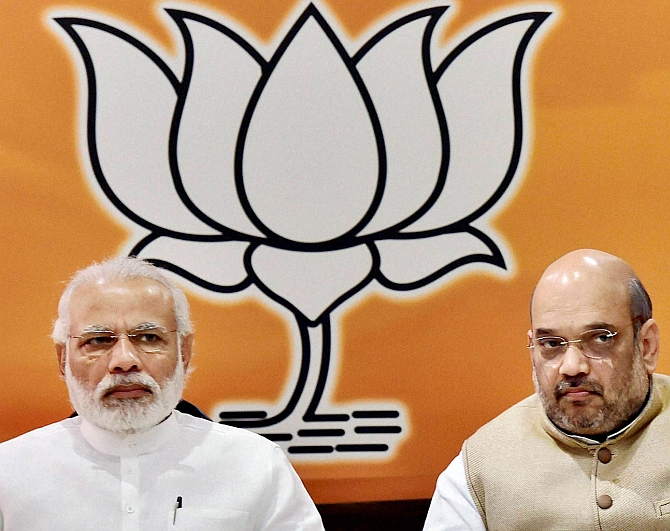 In Varanasi, BJP's going full throttle to sink rivals