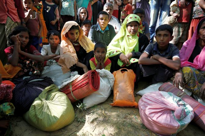 India News - Latest World & Political News - Current News Headlines in India - China's Rohingya 'doosra' baffles India