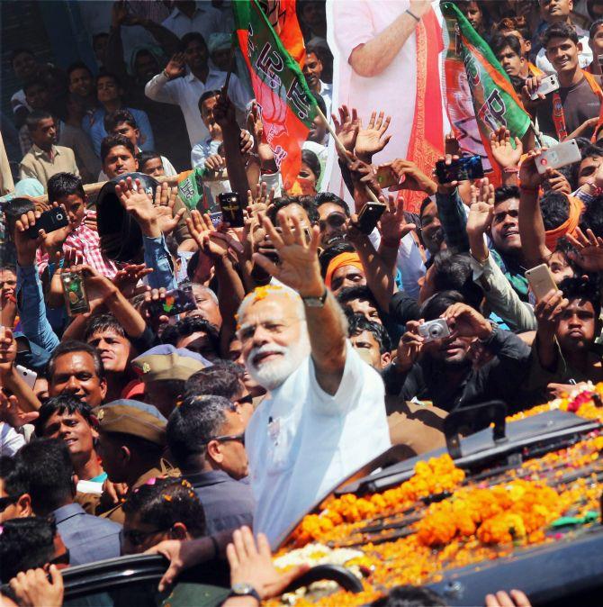 'Modi may have lost confidence in Varanasi'