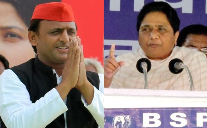 Ready for tie-up with BSP to prevent BJP from coming to power: Akhilesh