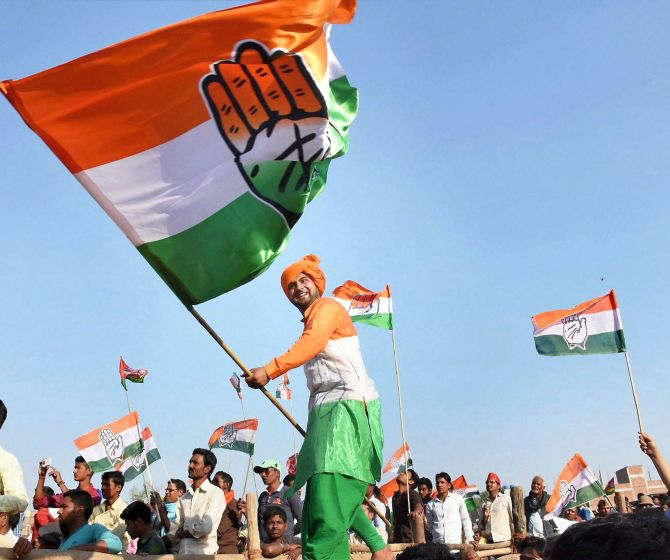 'Confident of our victory': Congress unfazed by exit poll results