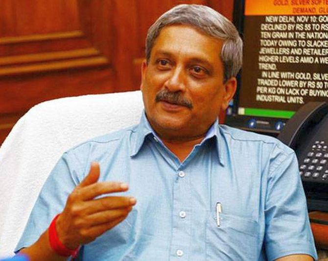 Manohar Parrikar wins trust vote in Goa assembly