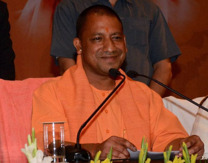 If I can't stop namaz, I've no right to stop Janmashtami: Yogi