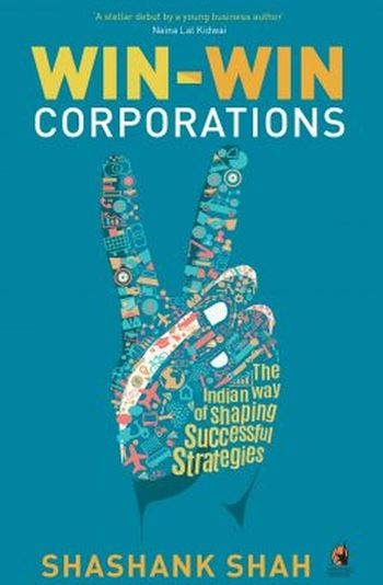 The cover of Win-Win Corporations