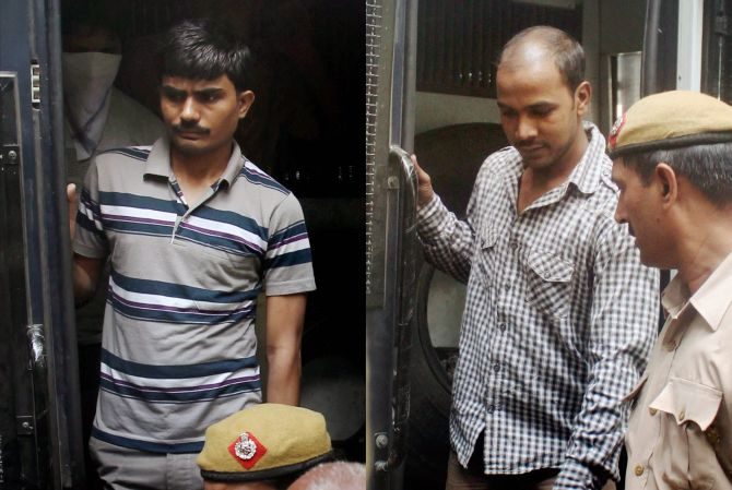 Nirbhaya convicts seek stay on execution