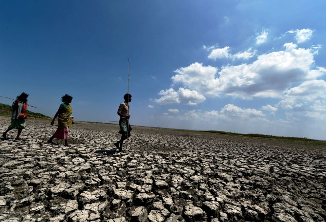 Chennai witnessing one of the worst droughts in 70 yrs