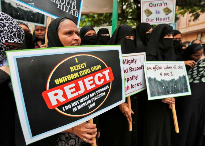 Govt gets more time to reply on Uniform Civil Code