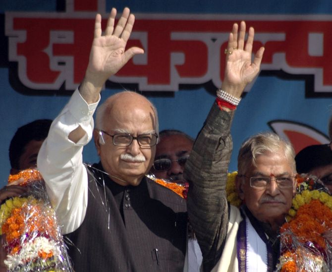 Statements of Advani, others in CBI court from June 4