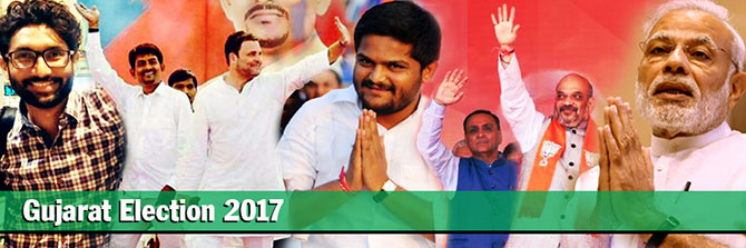 Image result for gujarat election 2017