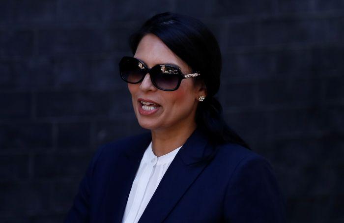 Priti Patel resigns as UK minister over Israel trip row