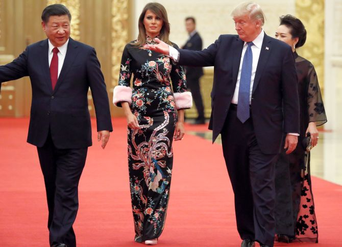 'US, China can solve all global problems together'