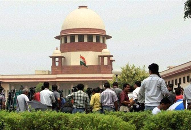 Is there no law left? SC lets fly at babu in AGR case