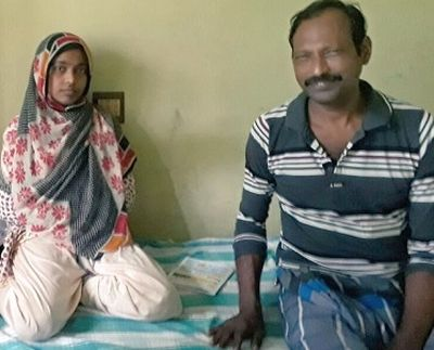 Kerala: Hadiya's father joins BJP