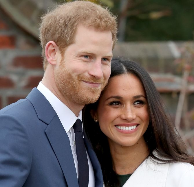 Britain's Prince Harry to marry Meghan in Windsor Castle next May