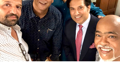 Rediff Sports - Cricket, Indian hockey, Tennis, Football, Chess, Golf - 'No differences now between me and Sachin'