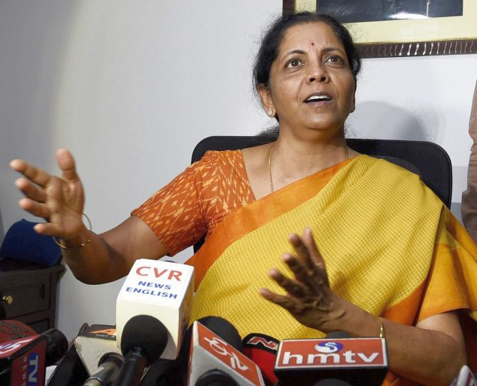 How Sitharaman plans to boost growth from 5-year low