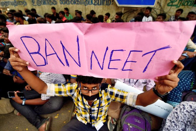 Will caste and NEET become poll issues again in TN?
