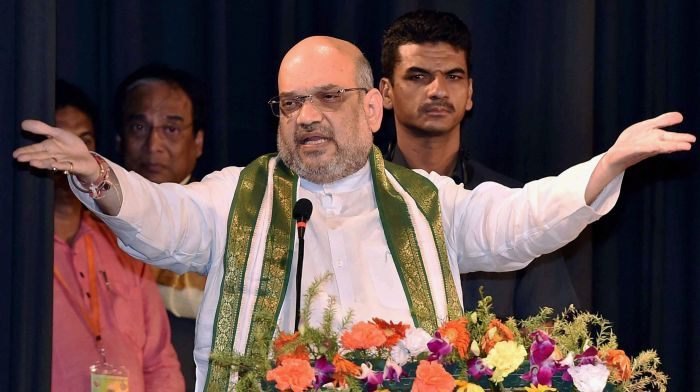 The young lady who took on Amit Shah