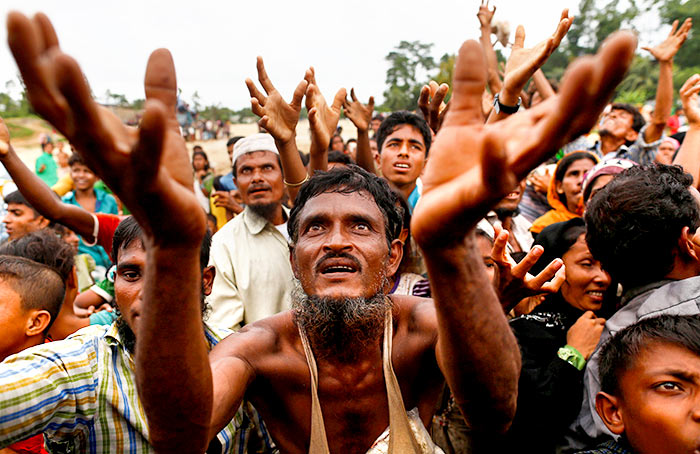 India News - Latest World & Political News - Current News Headlines in India - Rohingya is not a (mere) Muslim issue