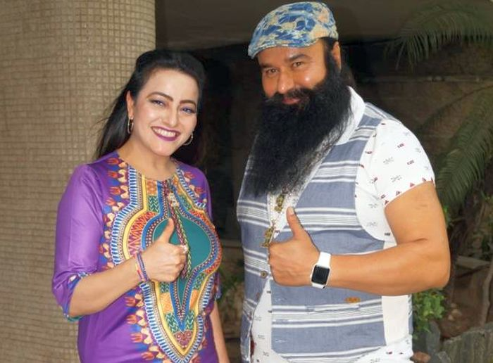 Honeypreet claims threat to life in bail application
