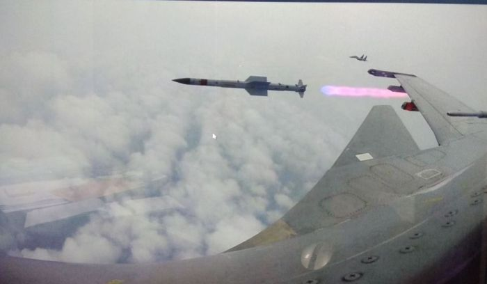 India to begin trials of 160 km air to air missiles