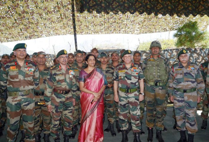 Defence ministry withdraws controversial note on rank parity