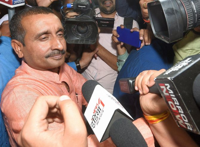 HC refuses to suspend Kuldeep Sengar's jail term