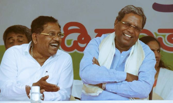 Siddaramaiah's biggest challenge is to win his own seat