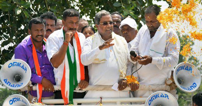 The 2018 Karnataka election sentiment meter