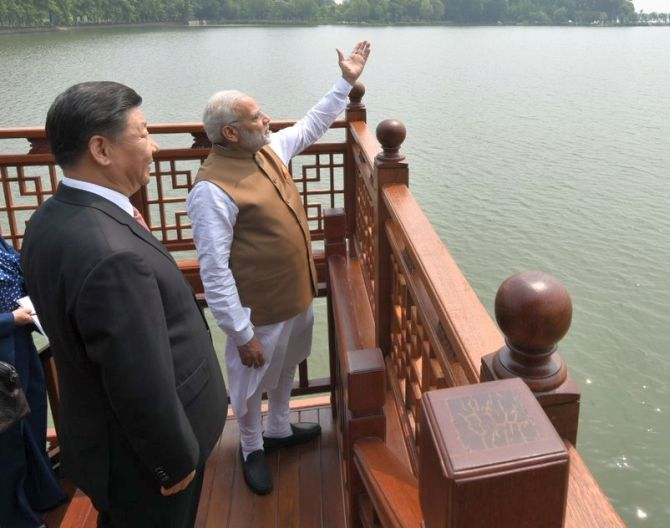 Wuhan Revisited: One year after the Modi-Xi Summit