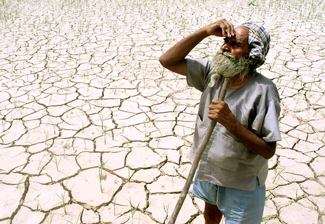 Water scarcity and climate change