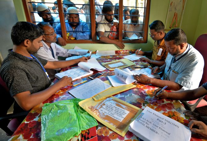 SC extends Assam NRC deadline to Aug 31