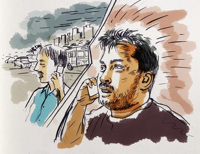 Sheena Bora Trial: Mekhail and the murder