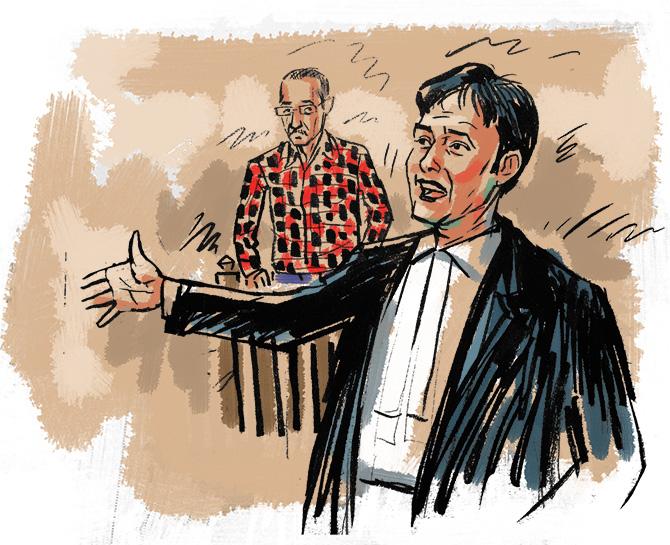 Sheena Bora Trial: Sanjeev's lawyer has Mekhail in a tangle