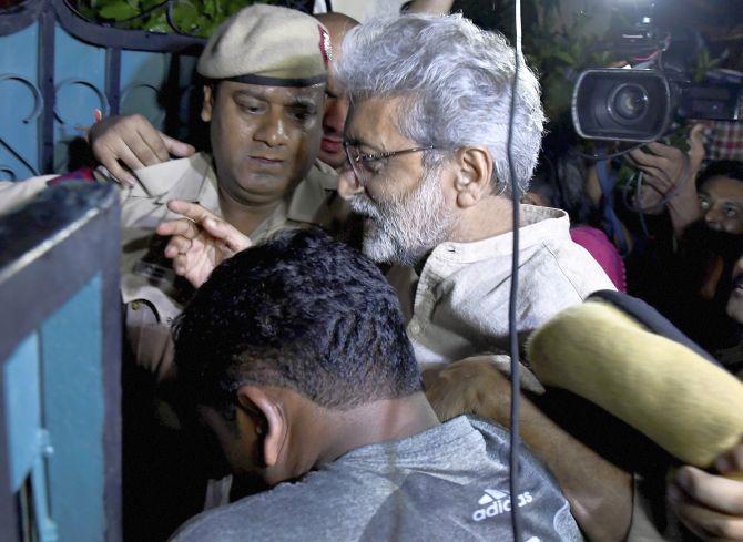 NIA acted in haste in taking Navlakha to Mumbai: HC