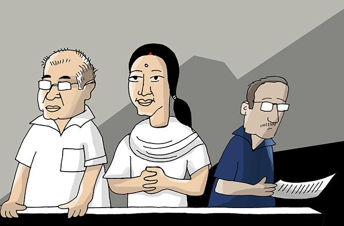 Sheena Bora Trial: Why Indrani Smiled