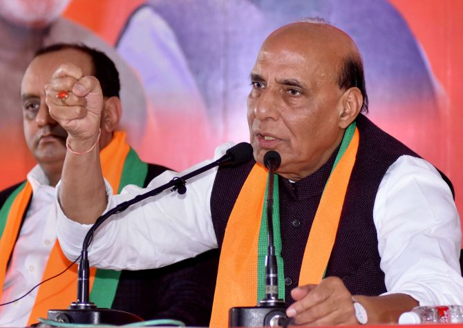 Pak can seek India's help in fight against terrorism: Rajnath