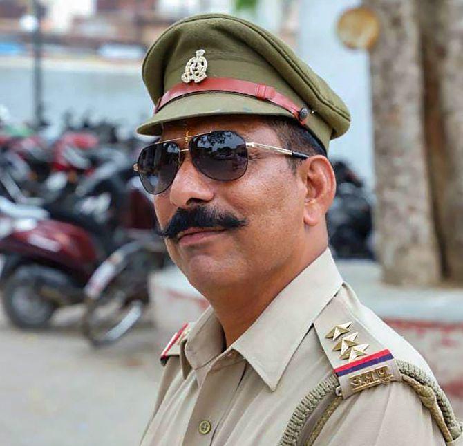 Inspector Subodh Kumar Singh