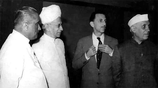 Did JRD think Patel would have been a better PM than Nehru? - Rediff.com  Business