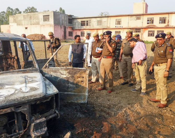 India News - Latest World & Political News - Current News Headlines in India - Bulandshahr: NSA invoked against 3 arrested for cow slaughter