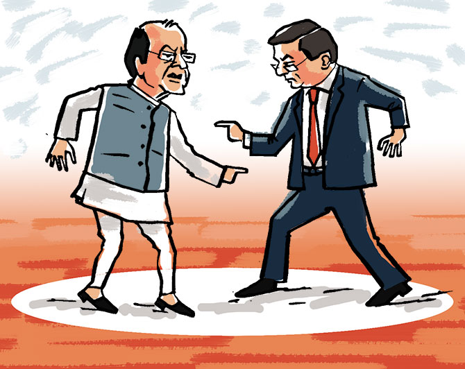 How to end the govt-RBI rift