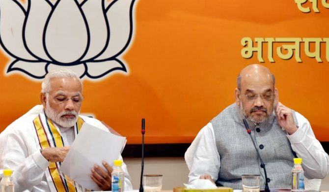BJP faces tough battle in states that powered its surge