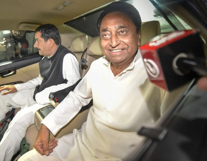 India News - Latest World & Political News - Current News Headlines in India - Mamata, Mayawati invited for Kamal Nath's swearing-in on Dec 17
