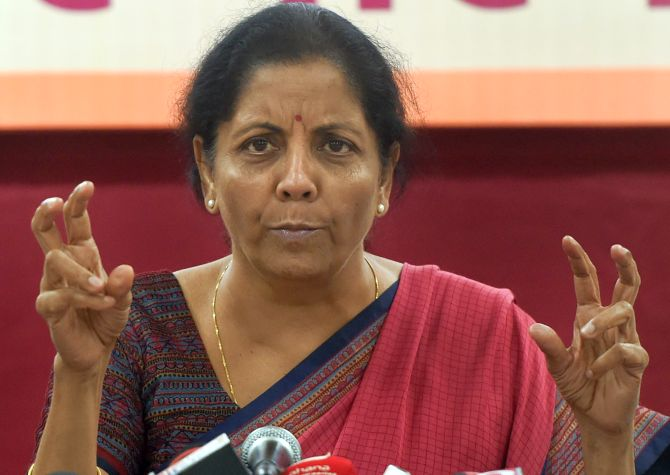 'Unconstitutional': Nirmala on states rejecting CAA