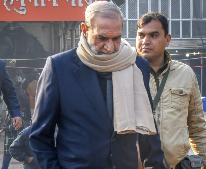 India News - Latest World & Political News - Current News Headlines in India - Delhi court issues production warrant against Sajjan Kumar