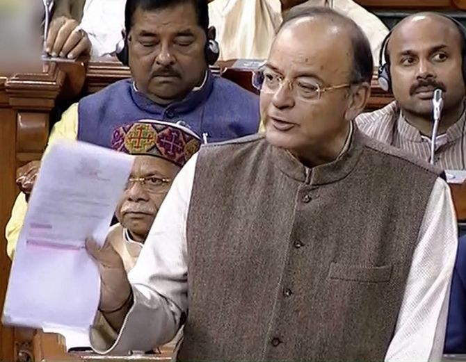Congress seriously compromising country's security: Jaitley on Rafale deal