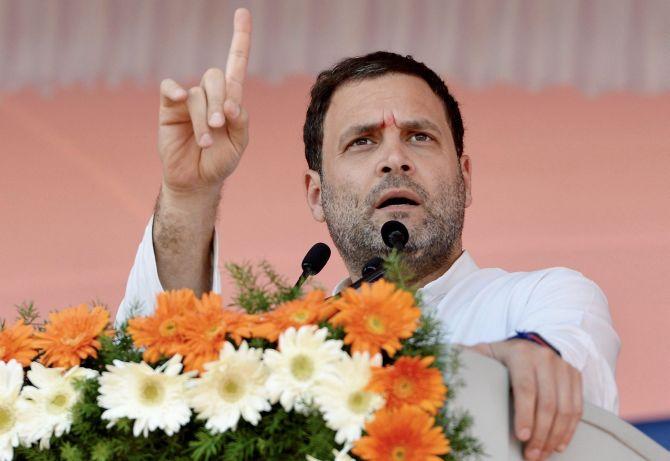 BJP govt in Karnataka broke world records in graft: Rahul