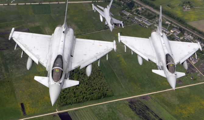 Airbus payout adds new twist in Rafale vs Eurofighter deal