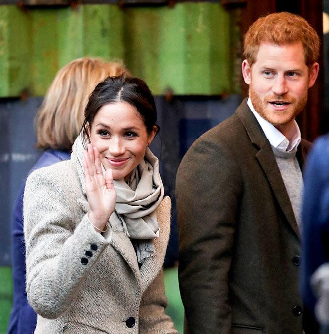 Inside Prince Harry and Meghan Markle's wedding venue